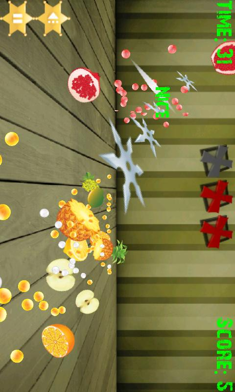 Fruit Shoot Ninja - screenshot