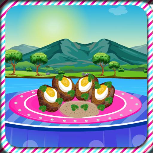 美味的蛋 - 烹飪遊戲 休閒 App LOGO-APP試玩
