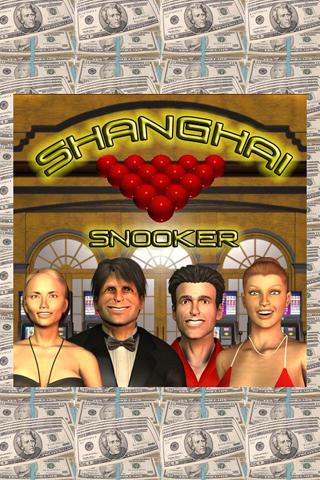 Shanghai Snooker Lite - screenshot