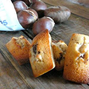Choco-Chestnut Financiers
