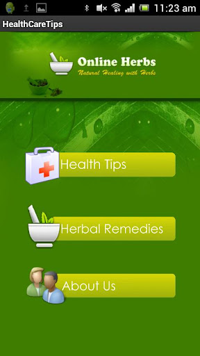 【免費健康App】ONLINEHERBS HEALTH CARE TIPS-APP點子