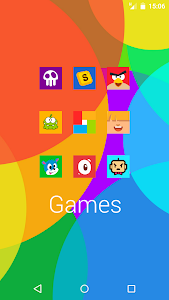 Goolors Square - icon pack screenshot 12
