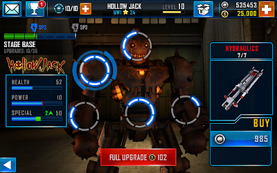 Real Steel World Robot Boxing v8.8.156 MOD Apk