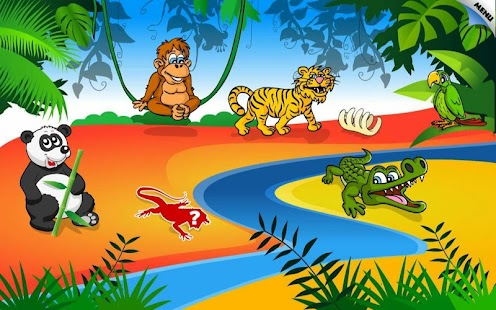 Kids Animal Preschool Puzzle - screenshot thumbnail