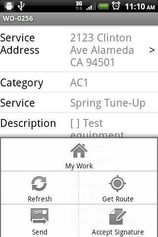 Intuit Field Service- screenshot
