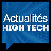 Actualités High-tech