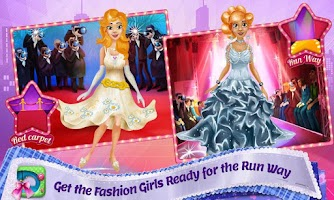 Screenshot of Design It! Fashion & Makeover