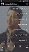 Screenshot of Cheb Hasni MP3