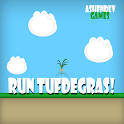 Run, Tufdegras! icon
