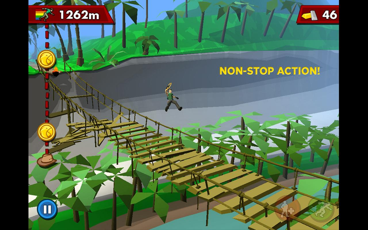 PITFALL!™ - screenshot