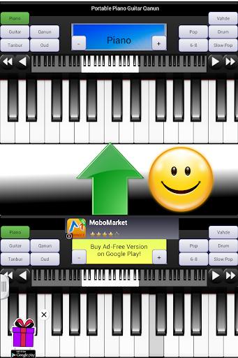 Portable Keyboard Unlocker