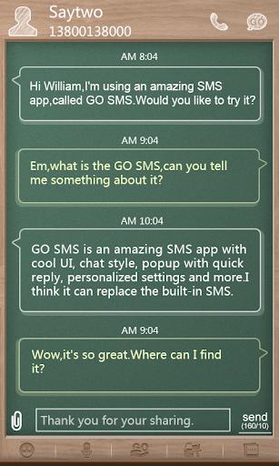 GO SMS Pro Z-My17h THEMEEX