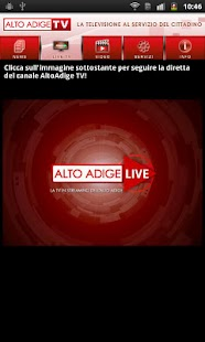 AltoAdige TV- screenshot thumbnail