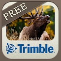 Trimble GPS Hunt Free icon