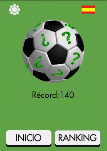 ¿Sabes de Fútbol 2014 2015