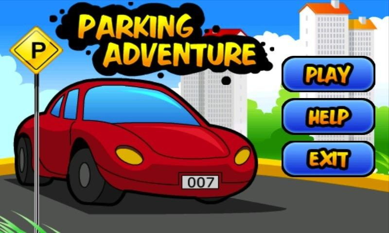 Parking - screenshot
