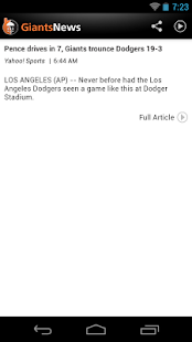 ZM: Giants News - screenshot thumbnail