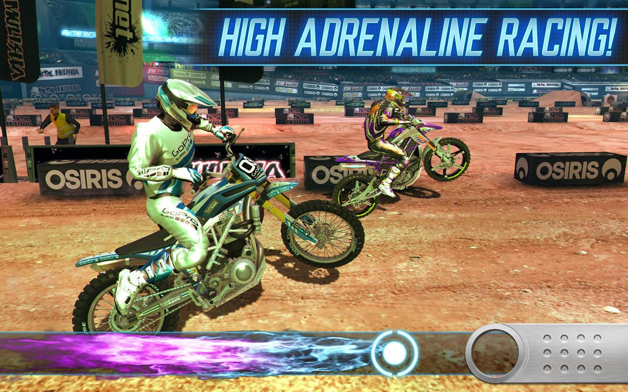 MOTOCROSS MELTDOWN screenshot #6