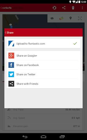 Runtastic Road Bike Tracker 2.2.1 screenshot 37467