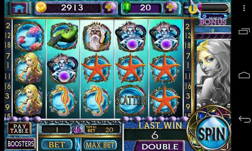 Slot - Mermaid's Pearl