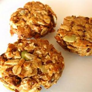Laura's Tahini Cookies.