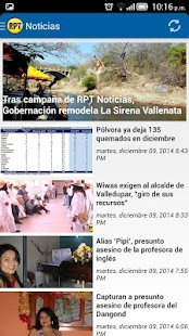 RPT Noticias- screenshot thumbnail