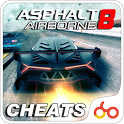 Asphalt 8: Airborne Cheats icon