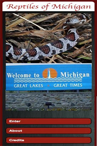 Reptiles of Michigan