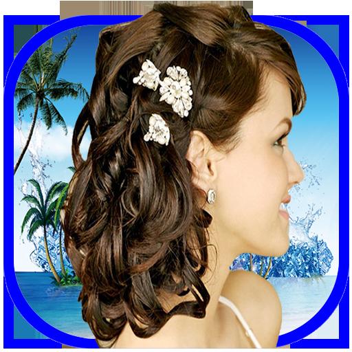 ファッション女性のヘアスタイル 休閒 App LOGO-硬是要APP