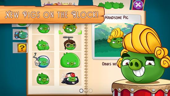 Angry Birds Slingshot Stella Screenshot 9