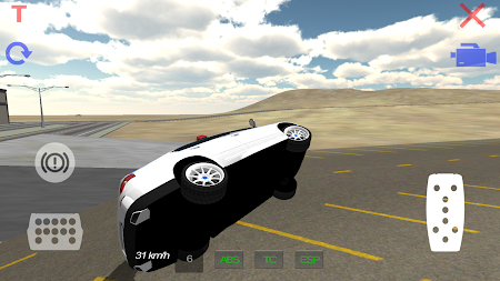 Police Car Driver 3D Simulator 1.1 screenshot 85972