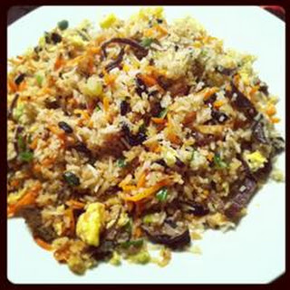 Foreign Devil Fried Rice.