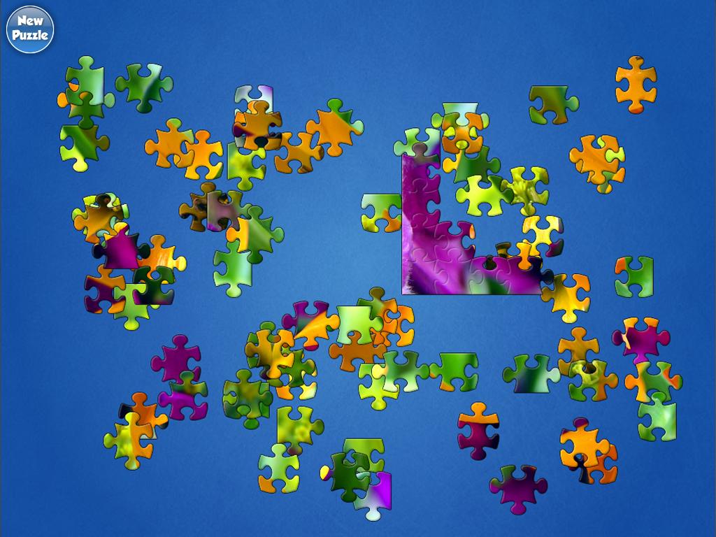 Jigsaw World - screenshot