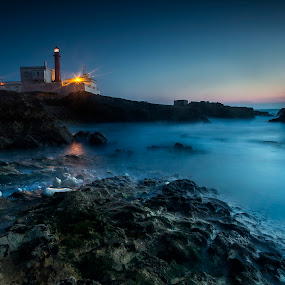 the lighthouse by Paulo Penicheiro - Landscapes Sunsets & Sunrises