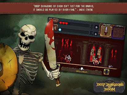 Deep Dungeons of Doom Screenshot