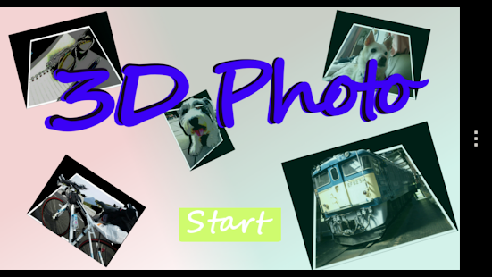 3DPhoto(No Ad Ver) - screenshot thumbnail