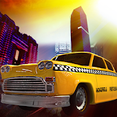 Taxi Cabs Mania: Crazy Night