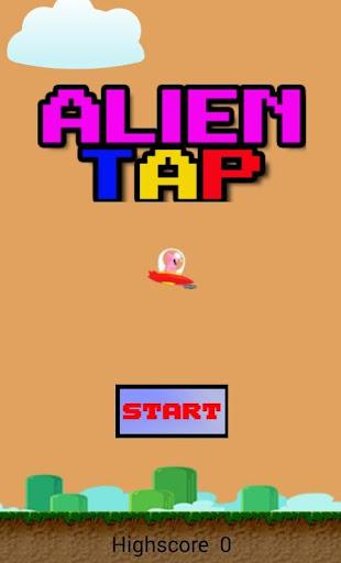 Floppy Alien
