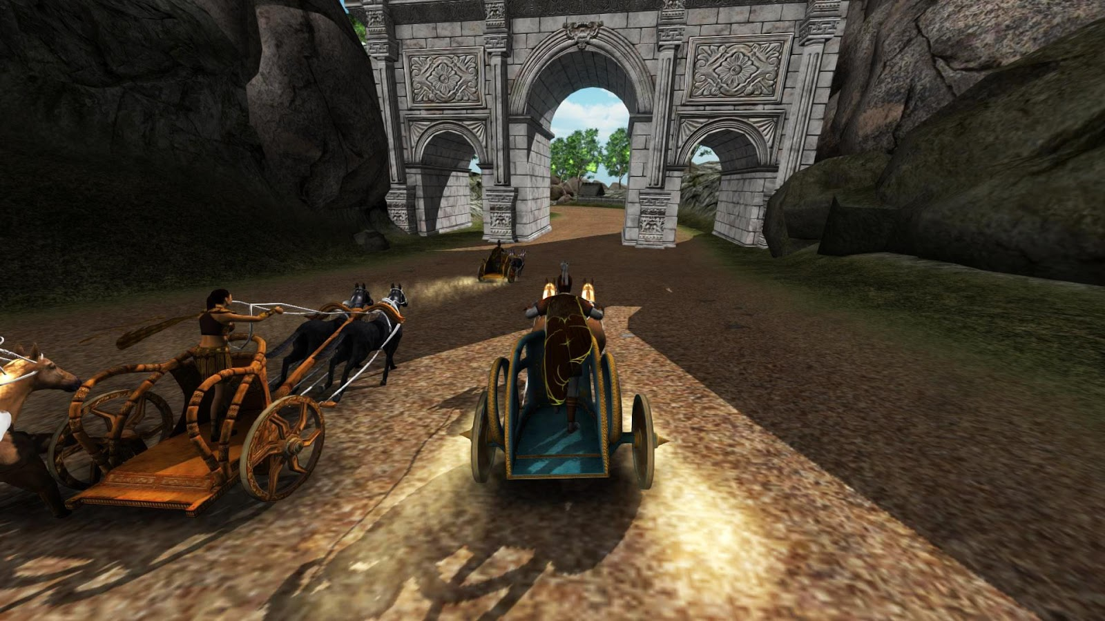 CHARIOT WARS - screenshot