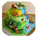 Happy Birthday Cake Designs