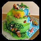 Happy Birthday Cake Designs icon