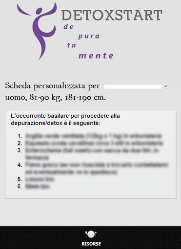 Detox Start - Salvatore Manzo