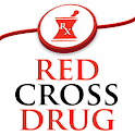 Red Cross Drug icon