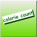 Calorie Counting fast foods icon