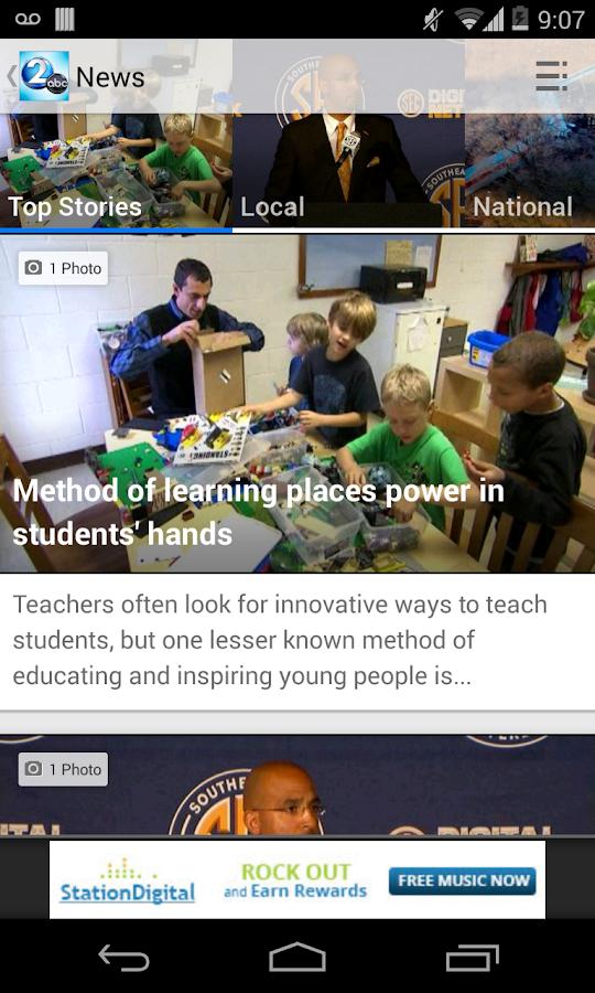 WKRN - Nashville's News 2 - screenshot