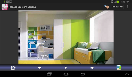 Teenage Bedroom Designs for PC