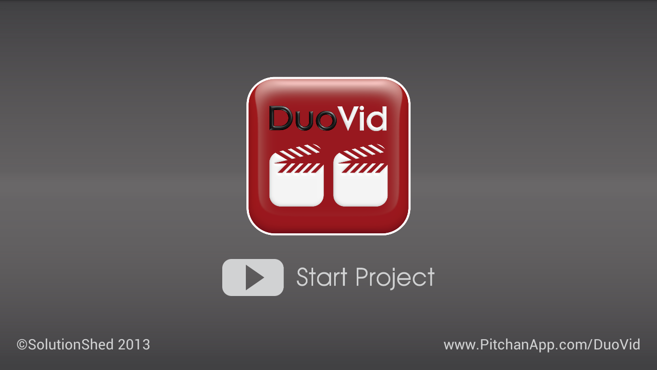DuoVid -2 videos,play,magisto - screenshot