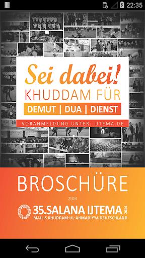 MKAD Ijtema 2014 Programm