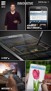 Galaxy Note 3 Interactive Demo - screenshot thumbnail