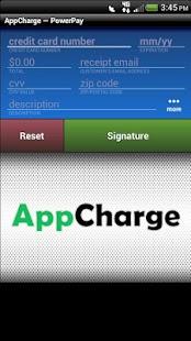 AppCharge- screenshot thumbnail